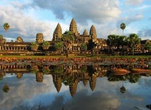 Angkor Wat photo by Philip Lock
