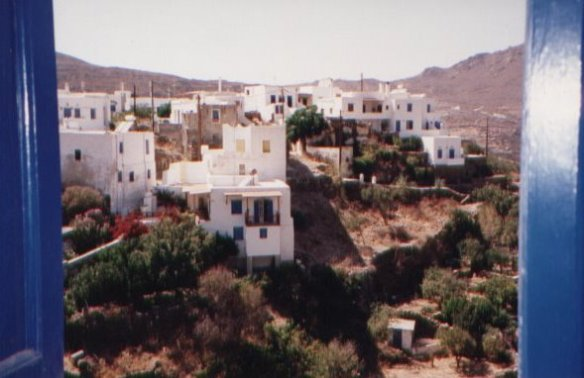 Pyrgos, Tinos, Greece
