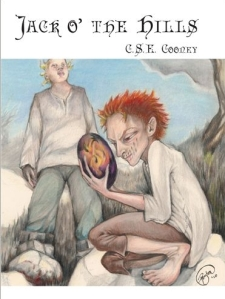 Jack o the Hills book cover CSE Cooney