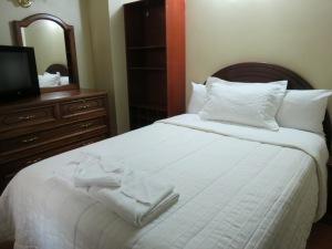 Hotel Donde Marcelo, Baños, Ecuador; March 1, 2014