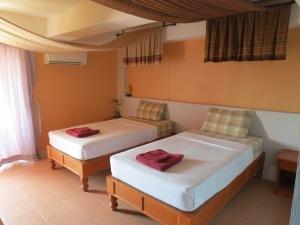 Dreamy Casa Hotel, Koh Lanta, Thailand; January 30-31, 2013