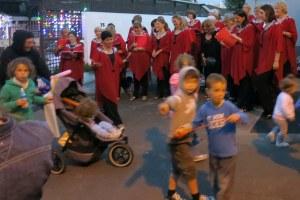 choir + children = Christmas