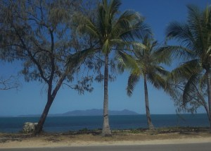 Magnetic Island bus stop