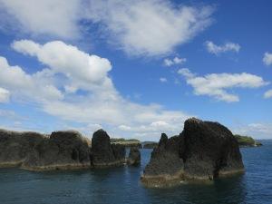 The Black Rocks