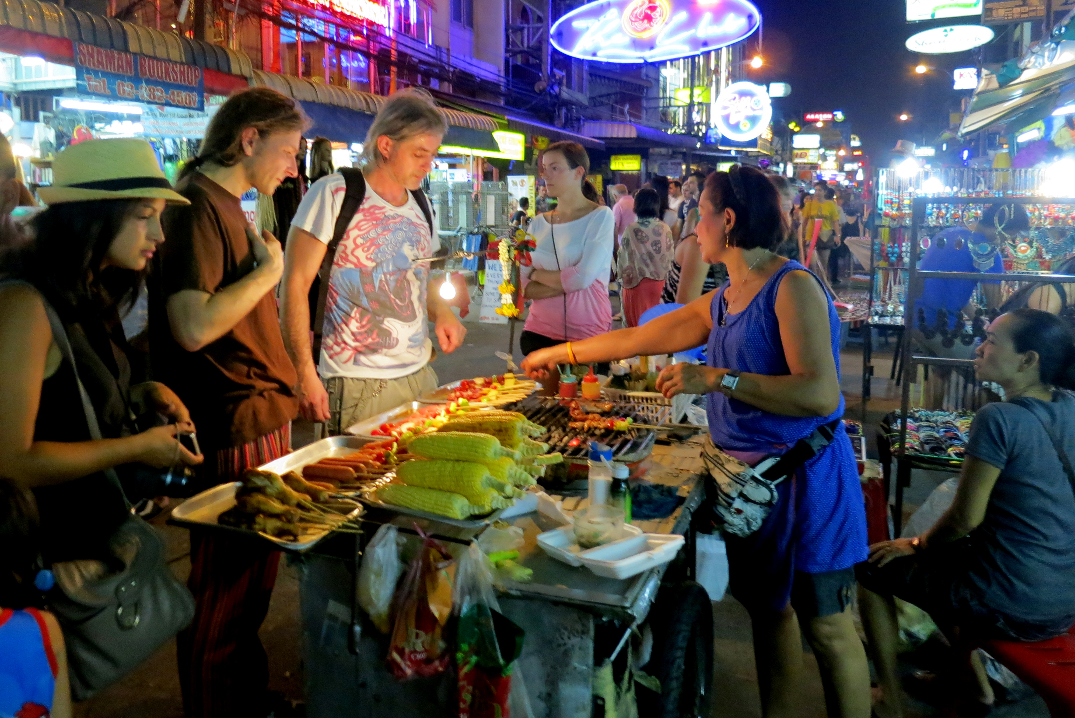 Bangkok stowaway travel writing editorial services