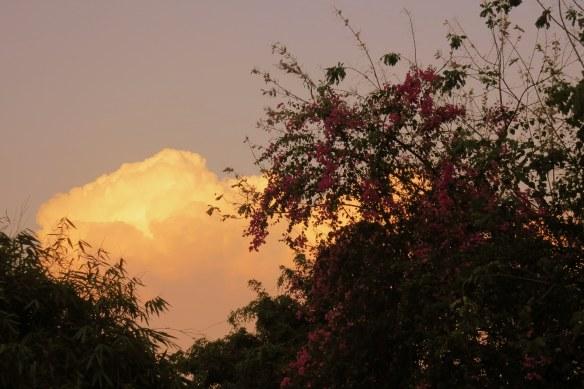 Sunset, Chiang Mai, Thailand