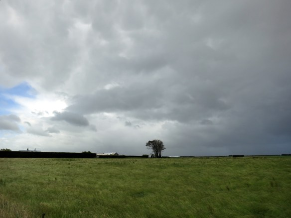 The gathering storm on the Southern Scenic Route