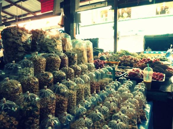 Sumphet Market, Chiang Mai, Thailand; February 16, 2013