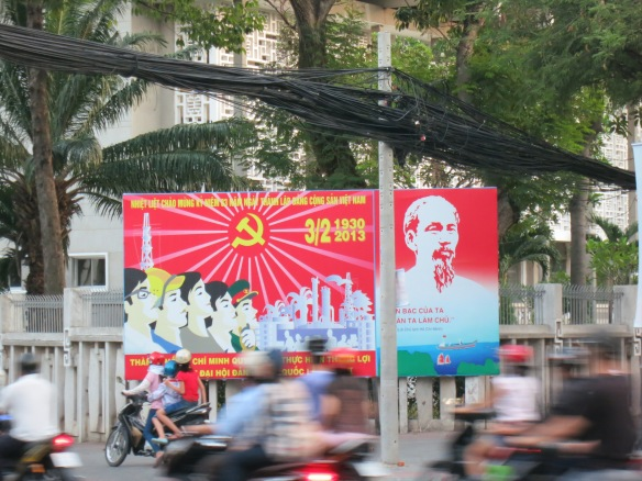 Ho Chi Minh City, Vietnam; March 31, 2013