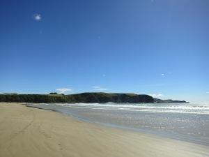 Morning at Jack's Bay