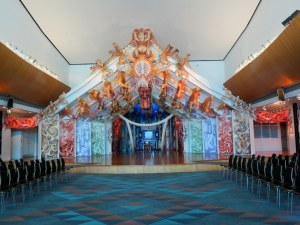 Te Papa meeting hall