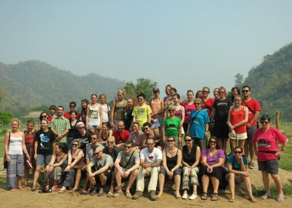 The volunteers of the week of February 25, 2013