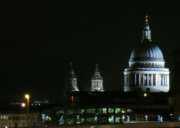 St. Paul's Cathedral, London, England; May 17, 2013