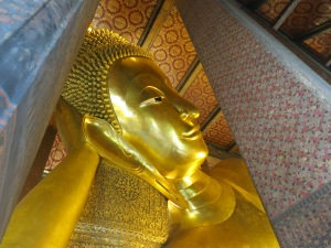 Reclining Buddha in Wat Po
