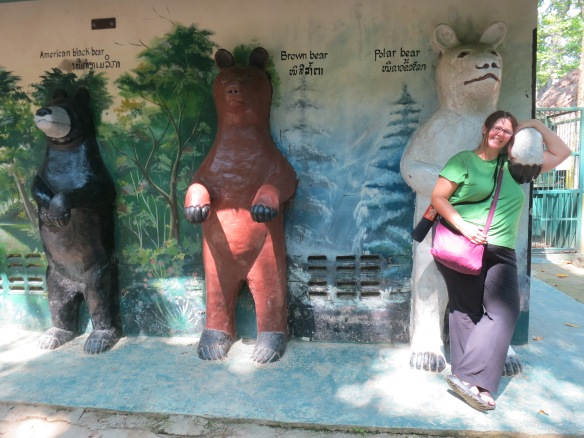 Hangin' with bears