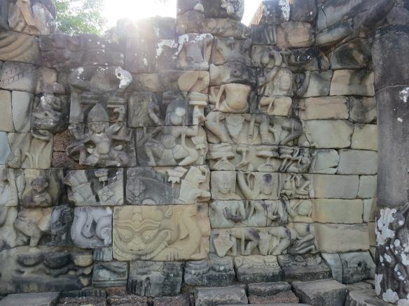 Restoration work is a giant jigsaw