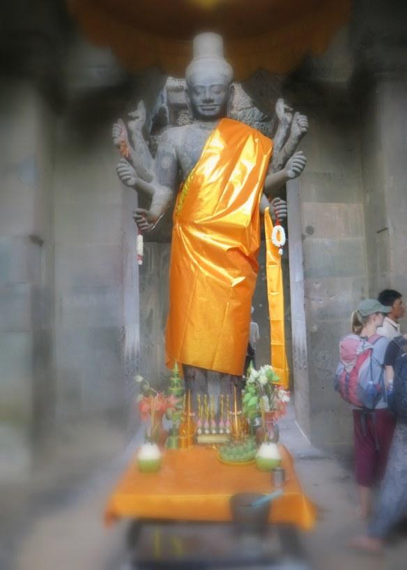 Vishnu/Buddha