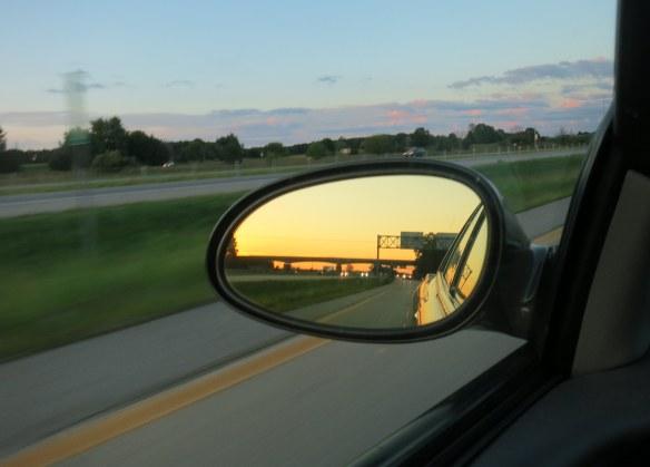 Somewhere on I-94, Michigan; August 10, 2013