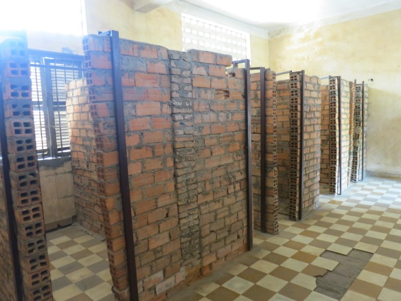 Bricked-up cells