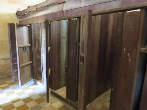 Wooden cells