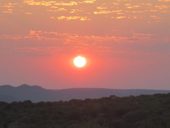 Sunrise, Uluru, Australia
