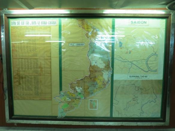 Strategy room underground