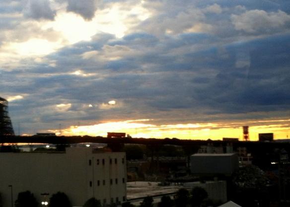 Sunset, Brooklyn, New York