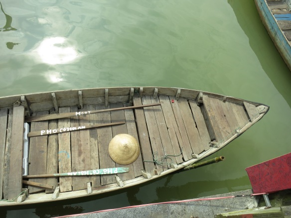 Boat rides in Hoi An