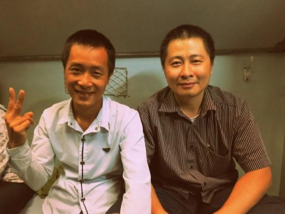 Tien Truong and Van Hien