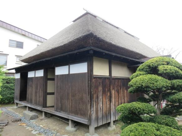 The samurai house