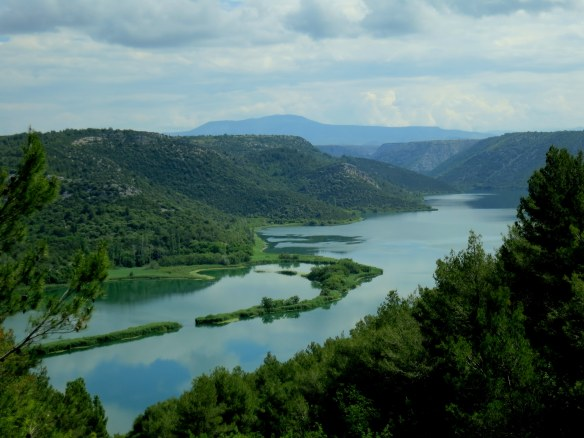 Krka National Park, Croatia; June 11, 2013