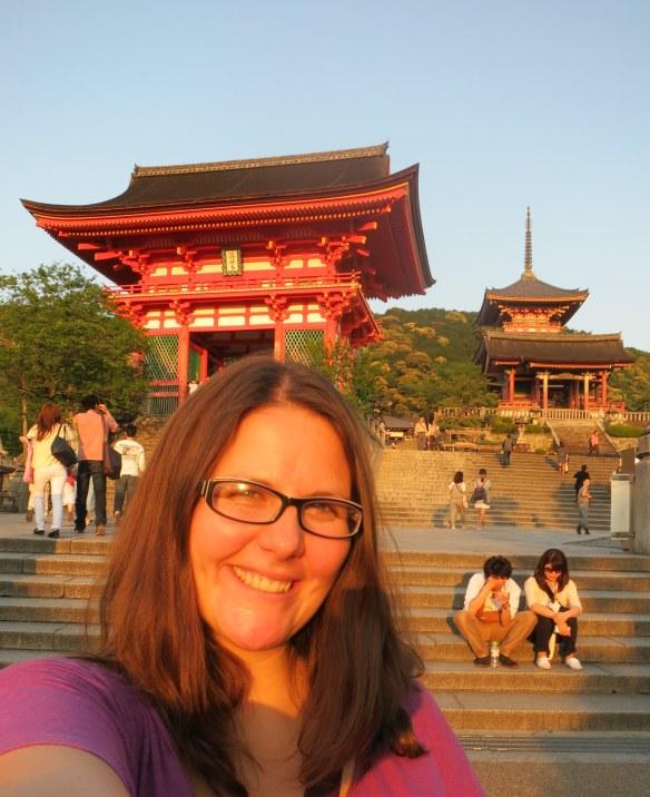 Goodbye, Kiyomizu and Kyoto