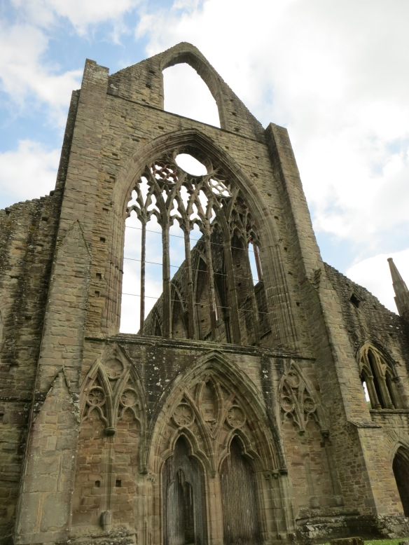 """Described as """"one of the great  glories of Gothic architecture in Britain"""" by CADW, which runs the abbey and museum now"""
