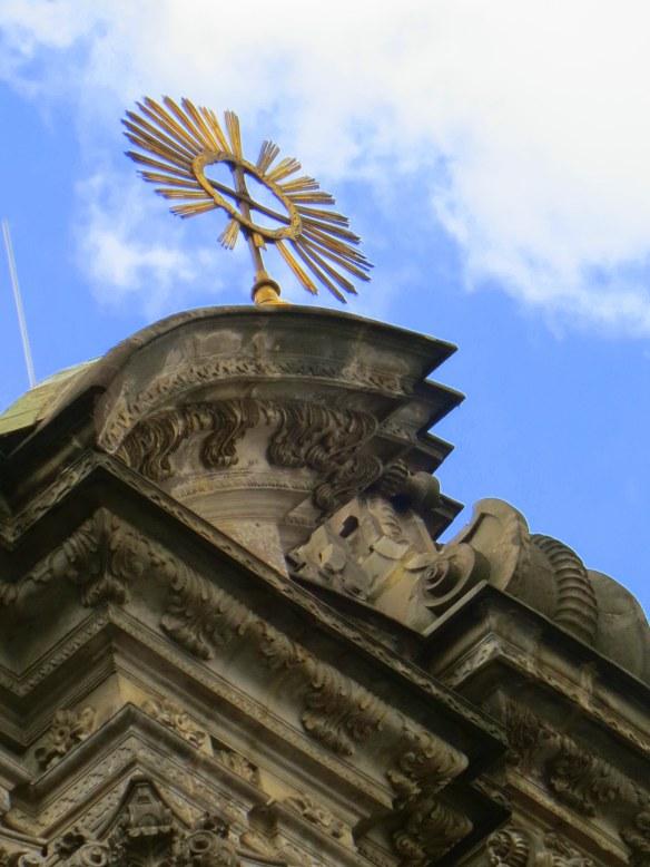 Iglesia de Campana, Quito, Ecuador; February 15, 2014