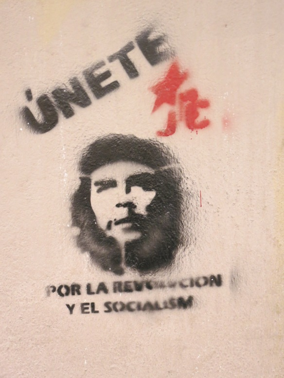 """Unity for the revolution and socialism"""