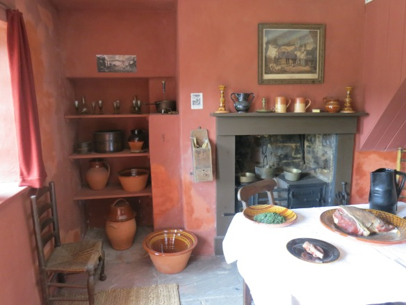 The tidy 18th century version of company housing