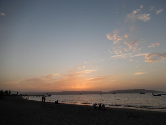 Sunset, Paracas, Peru