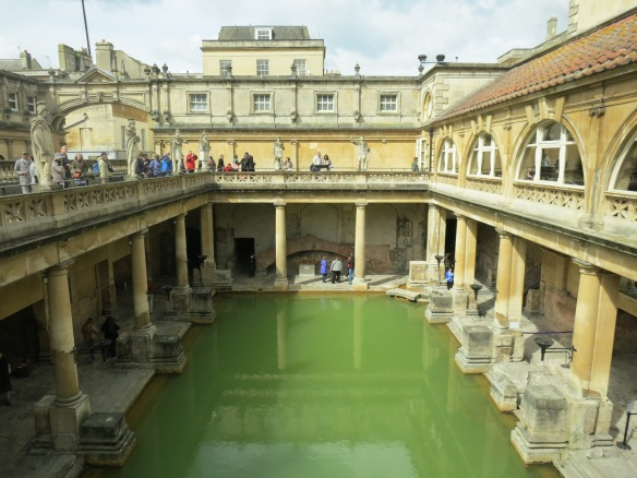 The baths of Bath