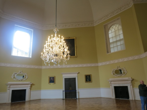 The Assembly Rooms; I did geek out a little about standing in the same place as one of my favorite fictional characters