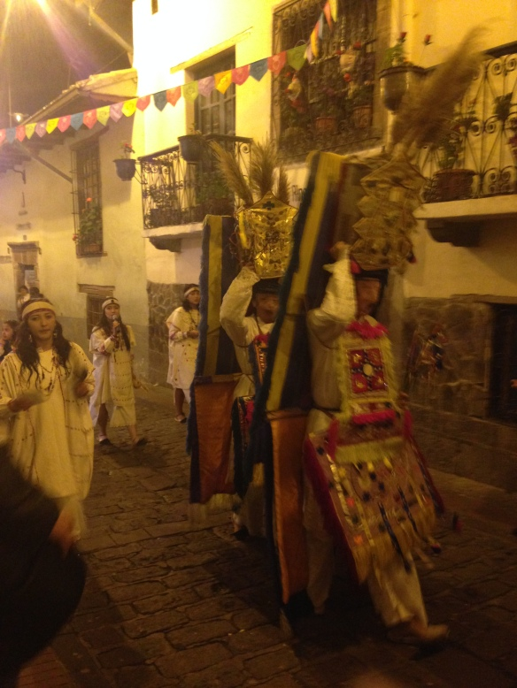 La Ronda at night