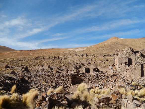 Somewhere in southwestern Bolivia; May 30, 2014