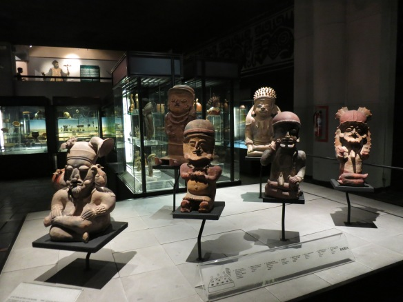 Some of the pre-Inca artifacts