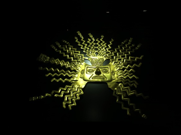 Inca sunburst