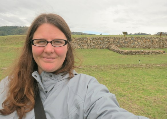 These were the first Inca ruins I saw--the first of several