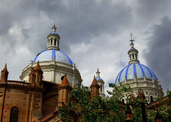 Domes of the New Cathedral