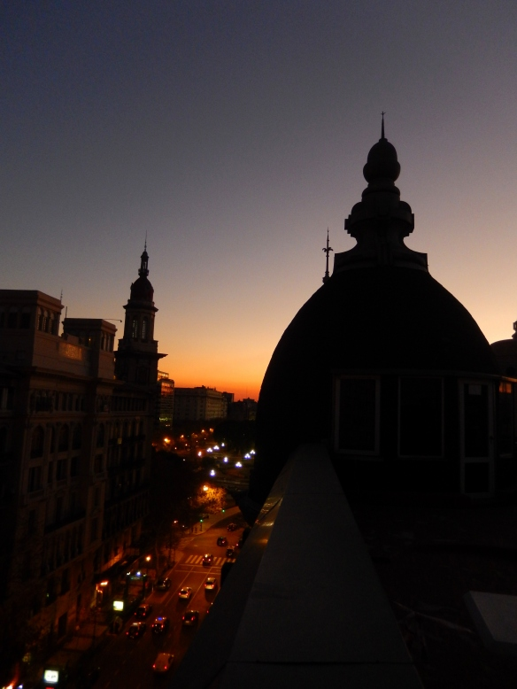 Sunset, Buenos Aires, Argentina