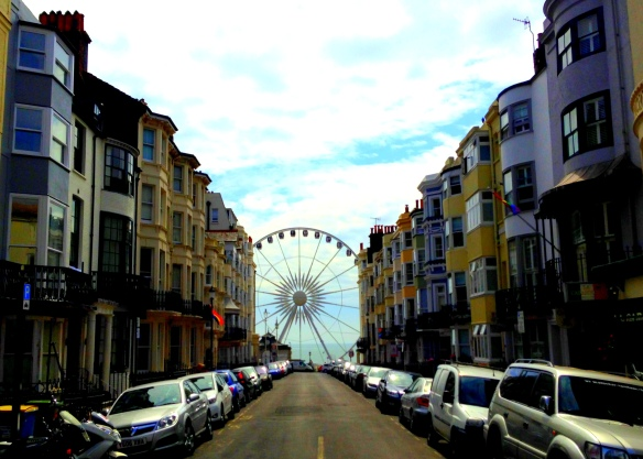 Brighton, England; August 5, 2014