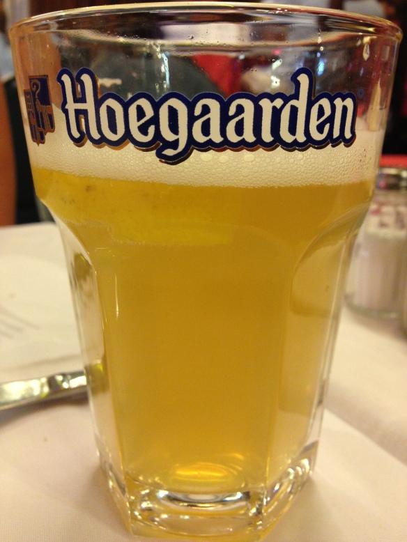 Hoegaarden, Brussels
