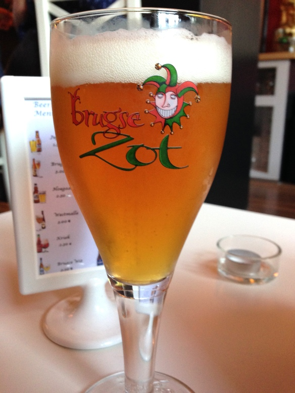 Zot, Bruges (one of two beer companies still brewing in Bruges city limits)