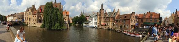 Bruges, Brussels; August 7, 2014
